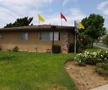Covina Gardens, Charter Oak High School, Covina, CA