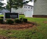 Bethlehem Woods, George R Edwards Middle School, Rocky Mount, NC