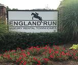 England Run Townhomes, T Benton Gayle Middle School, Fredericksburg, VA