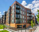Building, Union Flats Apartments