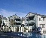 Foothill Cape Apartments, Fontana A B Miller High School, Fontana, CA