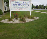 Charleston Apartments, University of Findlay, OH