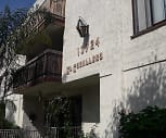 El Caballero Apartments, East Hawthorne, Hawthorne, CA