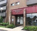 Warrensville Manor, Memorial Junior High School, Cleveland, OH
