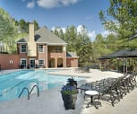 Cypress Point Apartments, Webb Bridge Middle School, Alpharetta, GA