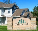 Community Signage, Timbers East Townhomes & Duplexes