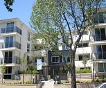 Edinburgh Courtyard, Beverly Grove, Los Angeles, CA