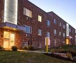 Ridge Court, Shawmont School, Philadelphia, PA