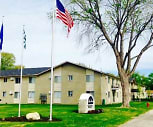 Silver Pines Apartment, Howard D Crull Elementary School, Port Huron, MI