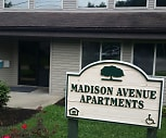 Madison Ave Apts, Madison Middle School, Richmond, KY