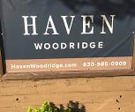 Haven Woodridge, Thomas Jefferson Junior High School, Woodridge, IL
