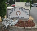 Pacific Village Apartments, Keithley Middle School, Tacoma, WA