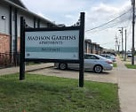 Madison Gardens Apartments, 70062, LA