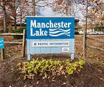 Manchester Lake, Richmond Christian School, Chesterfield, VA