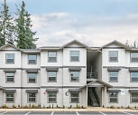 Mist Wood Apartments, Salish Ponds Elementary School, Fairview, OR