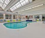Pool, Mayflower Apartments