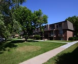 Benson Garden Apartments, Peony Park, Omaha, NE