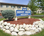Community Signage, Honey Creek Apartments