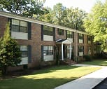 The New Georgians Apartment Homes, Dalton Middle School, Dalton, GA