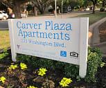 Carver Plaza Apartments, Impact, TX