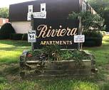 Riviera Apartments, James Clark School, Agawam, MA