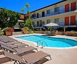 Swimming Pool, Ethel Avenue Apartments