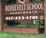 Roosevelt School Apartments, 62521, IL