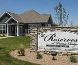 Community Signage, The Reserves at Prairie Ridge Apartment Complex