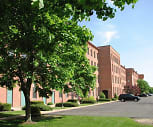 Parker Place Apartments, Mark T Sheehan High School, Wallingford, CT