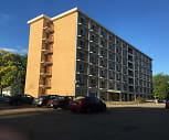 The First Apartments, College Hill, Topeka, KS