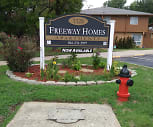 Freeway Homes Apartments, Phillips Elementary School, Kansas City, MO