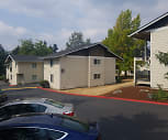 Woodland Commons Apartments, Chinook Middle School, Bellevue, WA
