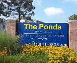The Ponds, Summit Academy North Elementary School, Romulus, MI