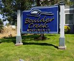 Boulder Creek, Albany, OR