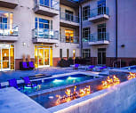 Lofts at Lincoln Station Apartments, Cresthill Middle School, Highlands Ranch, CO