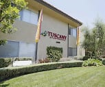 Building, Tuscany Apartments