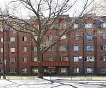 5820 N Sheridan Apartments, Bryn Mawr Historic District, Chicago, IL