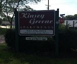 Kinsey Greene Apartments, Wilberforce University, OH