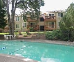 Beautiful Pool, The Patrician Apartments