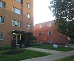 Executive House Apartments, Kamm's Corners, Cleveland, OH