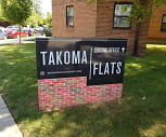 Takoma Flats Apartments, Takoma Educational Campus, Washington, DC