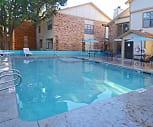 Pool, Bent Tree