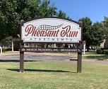 Pheasant Run Apartments, Helena, OK