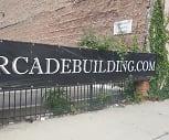The Arcade Building, Hampton Manor, NY