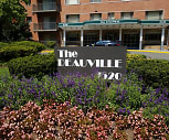 Deauville Apartments, Piney Branch Elementary School, Takoma Park, MD