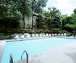 Pool, Suntree Apartments