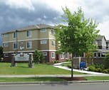 Parkview Apartments, Pioneer Elementary School, Olympia, WA