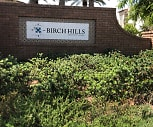 Birch Hills Apartments, Brea Country Hills Elementary School, Brea, CA