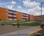 Rio Vista Apartments For Seniors, Kennedy Middle School, Albuquerque, NM