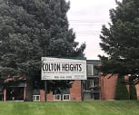 Colton Heights Apartments, Poly Drive Elementary School, Billings, MT